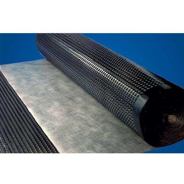 LB-Knauf Geotextíliával kasírozott drainlemez