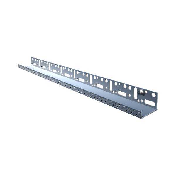 LB-Knauf Lábazati aluszegély (indítóprofil) 20 x 2,5 fm - 6 cm