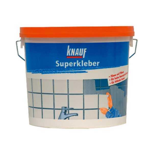 LB-Knauf Superkleber diszperziós ragasztó - 7 kg
